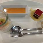 エピナール那須 - 夕食:レギュラーデザート