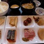 エピナール那須 - 朝食