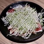 焼肉じゃんじゃん亭 - マヨねぎ焼肉