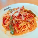 トレンタ  - 料理写真:ナポリタン