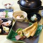 会席料理 かど36 - 料理写真: