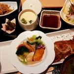 82128584 - 日替り定食 タンドリーチキン 790円+税 2018/03