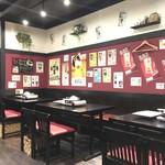 ジンギスカン ひつじの丘 - テーブル席(12名)