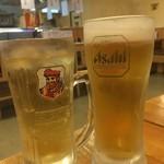 漁火 - ハイボール、生ビール
