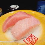 元祖寿司 - 特上大トロ(500円:税抜)