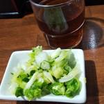 きさらぎ亭 - お茶とお漬物
