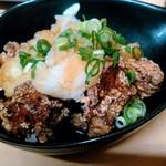 とりごこち - 鶏の唐揚げ(おろしぽん酢)
