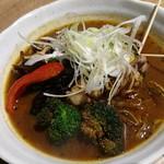 スープカレー&カフェ クラボン - チキンカリー 1,050円