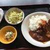 ほりい カフェレストラン - 料理写真:エビカレー700円