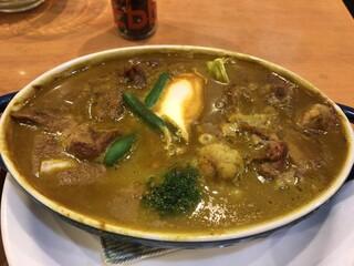 Kikuya Curry - 豚バラカレー(スリランカ風)
