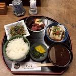 かんな - 料理写真:日替わり定食  税込 ¥702