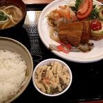 レストラン オキナワ - 日替り定食♪