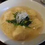 Shisentoufahansou - 海老ワンタン麺