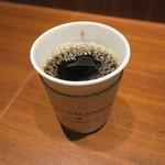カフェ サルバドル ビジネス サロン - モーニングセット:玉子サンド ミネストローネ コーヒー4