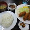 キッチン南海 - 料理写真:14時からのサービスのカレーも一緒に