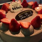 82142038 - 生チョコレートケーキ