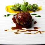 ケンゾーエステイトワイナリー - 牛頬肉の赤ワイン煮込み