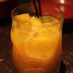 福の花 - オレンジジュース