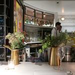 CAFE GITANE - カウンター