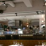 CAFE GITANE - オープン・キッチン
