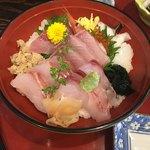 浜の郷 - 料理写真:浜んご丼✧*。