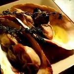 バー&レストラン ポロ - 牡蠣のコンフィ