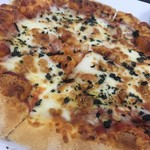 ドミノピザ - マルゲリータMサイズトマトなし