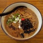 麺屋 潤焚 - たまり醤油(800円)