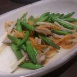ベジ ハウス - ・季節野菜 950円