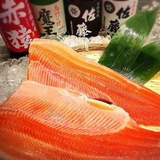 鹿児島は海鮮も美味しい!!鹿児島の新名物の霧島サーモン!