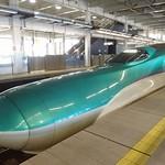 82149934 - 八戸駅にて;H5系で, 津軽海峡 潜りますッ!(o^-')b @2018/02/19