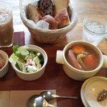 8215829 - スープのランチ