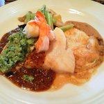 cafe&restaurant Nature  - 鶏料理(メイン)