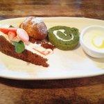 cafe&restaurant Nature  - デザート