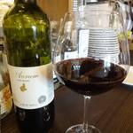 オステリア コマチーナ - 赤ワイン
