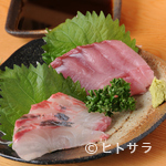 よってこ 立ち呑み てくてく - 日替りの新鮮な鮮魚