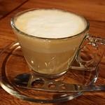 クルーズカフェ - ほうじ茶ラテ
