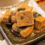 森乃園 - ほうじ茶わらび餅