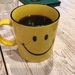 82152592 - コーヒーの可愛いカップ