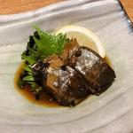 みちのく - 福島 鰊の山椒漬 550円 甘辛く味付けされたムッチリした鰊が美味しい!