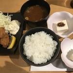 82154762 - かきフライ定食