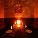 個室イタリアン LaVitaRosa  - 内観写真