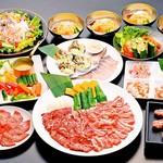 焼肉レストラン 一心亭 - 料理写真:
