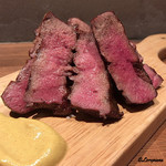 肉バルサンダー - 岩手県産黒毛和牛種の牛たん