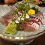 一福鮨 - 鯖刺身