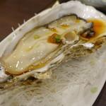 一福鮨 - 牡蠣