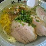 しんざん - 「塩ラーメン ¥650」