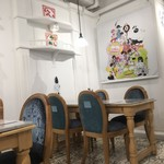 ザ ゲストカフェ アンド ディナー -