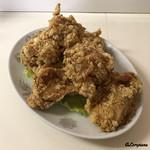 中華 達 - 鶏の唐揚げ