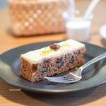 アカツキコーヒー - キャロットケーキ